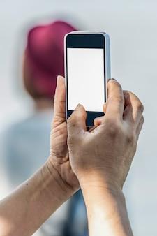 Tire fotos com o seu celular