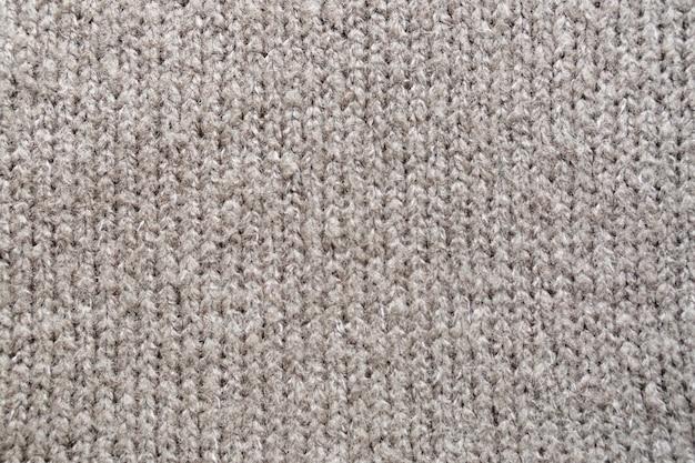 Tiro de quadro completo de pano tecido