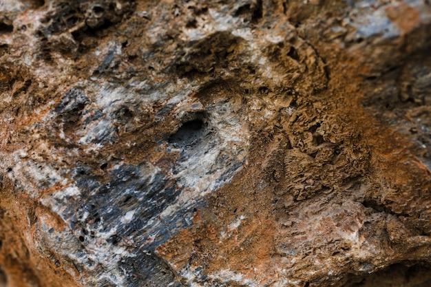 Tiro de quadro completo de rock