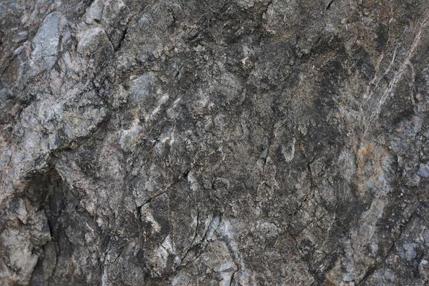 Tiro de quadro completo de superfície de pedra