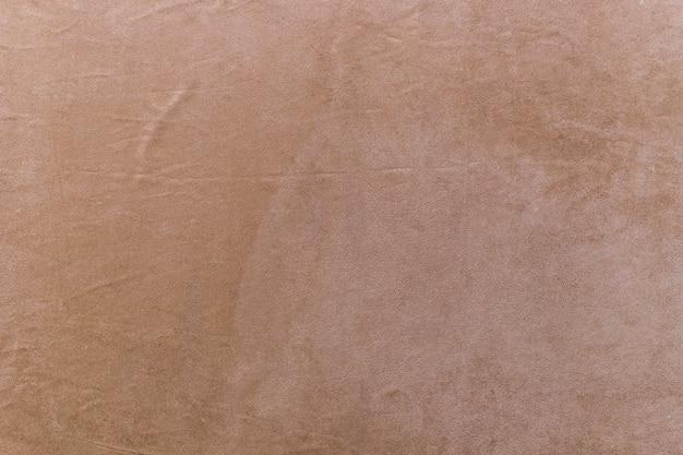 Tiro de quadro completo de um velho papel marrom