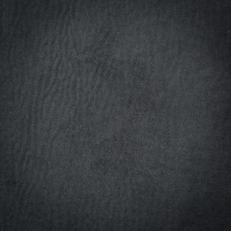 Tiro macro de couro preto
