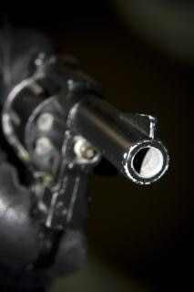 Tiro revólver