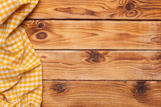 Toalha de mesa quadriculada