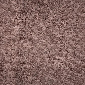 Toalha marrom de textura