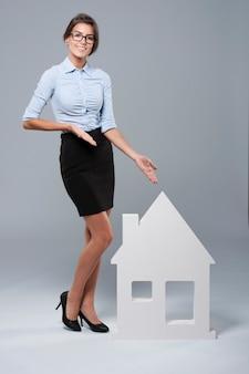 Todos podem ter sua própria casa