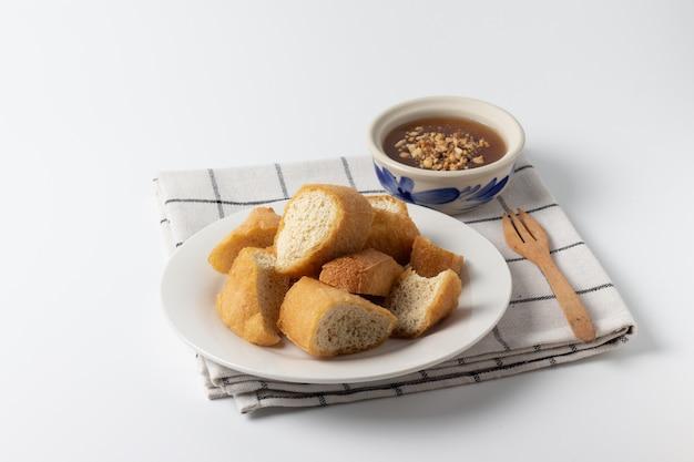 Tofu fried food é saudável