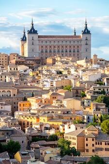 Toledo cityscape espanha