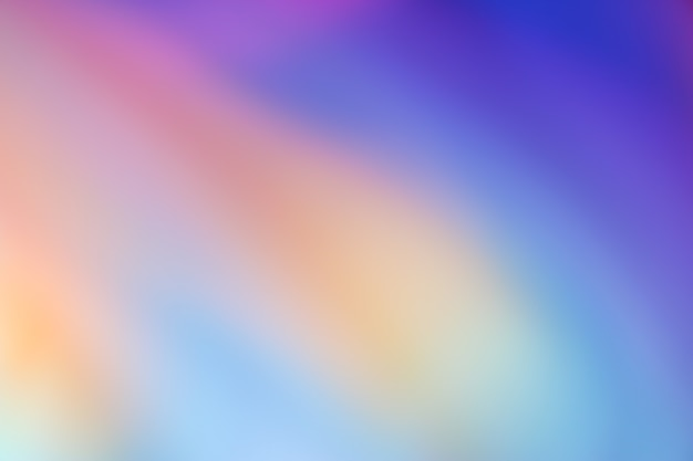 Tom pastel roxo rosa azul gradiente desfocado foto abstrata linhas suaves cor pantone fundo