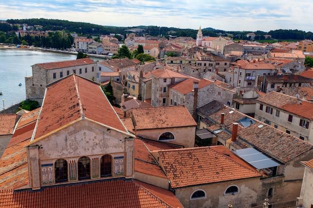 Topview da basílica eufrasiana