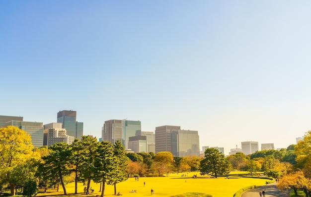 Tóquio, japão cityscape