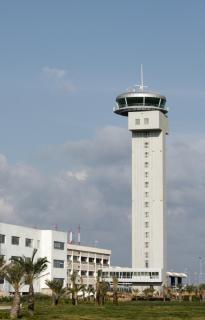 Torre de controle de tráfego aéreo