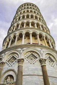 Torre de pisa, toscana, itália