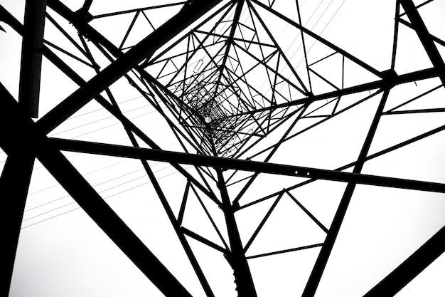 Torre de transmissão de energia