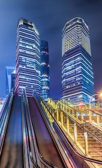 Torre de turismo da cidade de shanghai da água