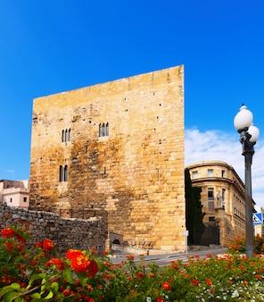 Torre del pretorio romana em tarragona