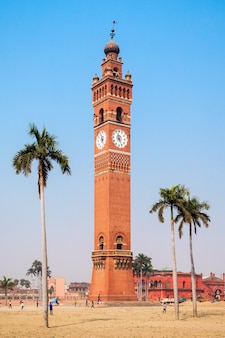 Torre do relógio husainabad