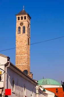 Torre do relógio, sarajevo