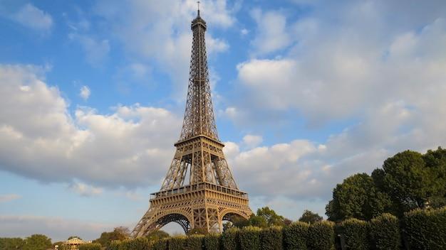 Torre eiffel, paris, frança