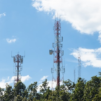 Torres de telecomunicações