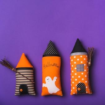 Torres suaves de halloween