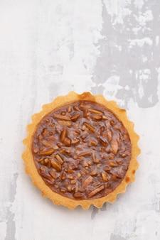 Torta de amêndoa portuguesa