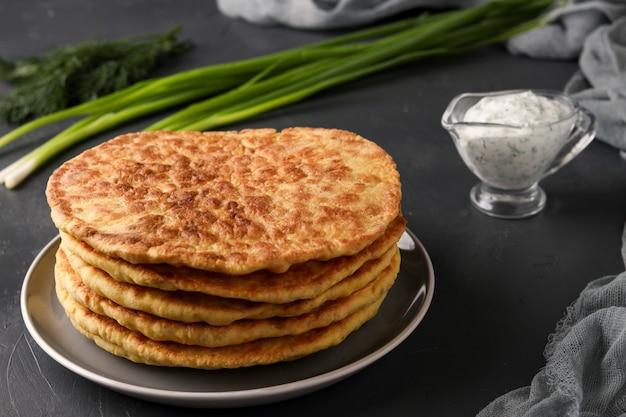 Tortillas caseiros