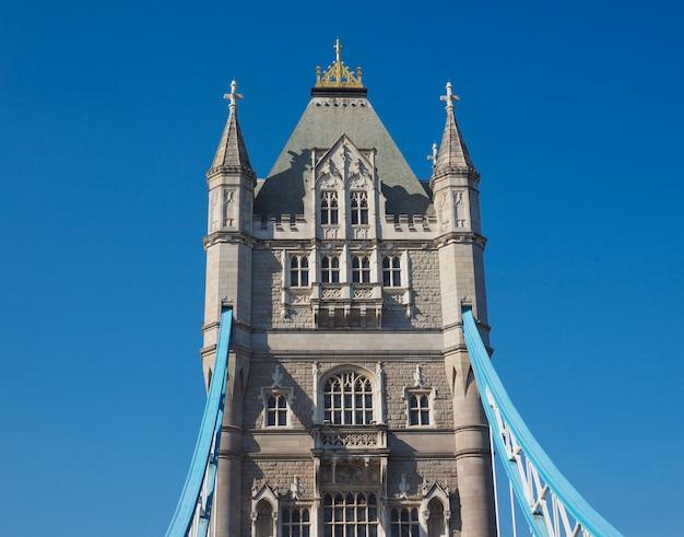 Tower bridge em londres