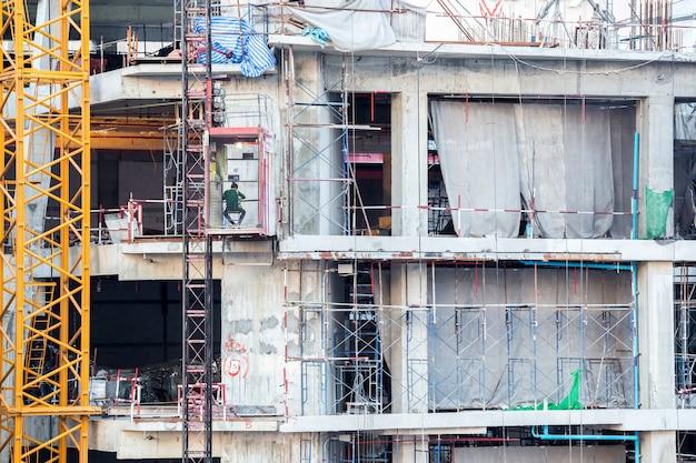 Trabalhador da construção