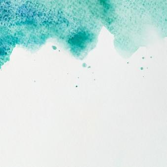 Traçados de pincel aquarela colorida artística