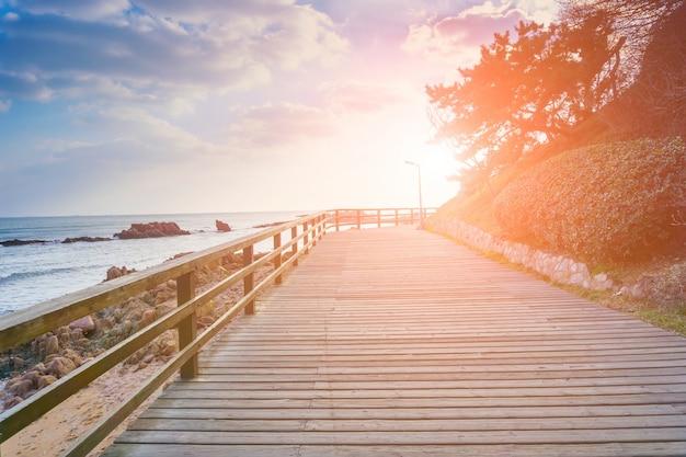 Tranquilidade horizonte rock acenda o mar verão