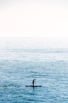 Tranquilidade paddle surf