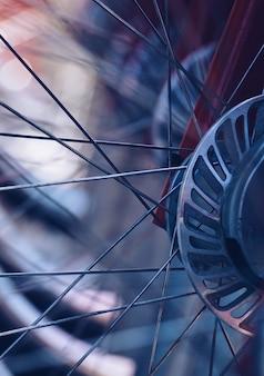 Transporte de bicicleta na cidade