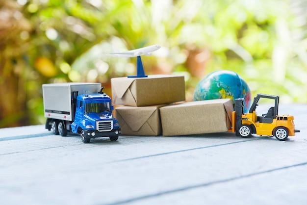 Transporte logístico