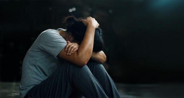 Transtorno de estresse pós-traumático.