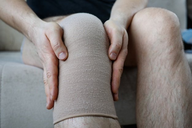 Tratamento da dor e conceito de desgaste da cartilagem