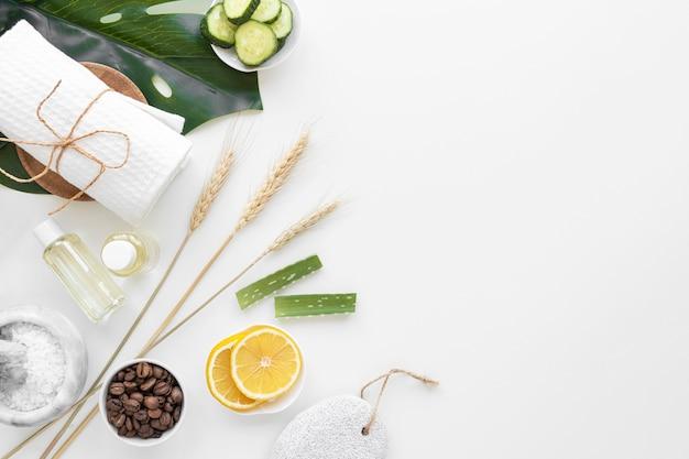 Tratamento de produtos cosméticos