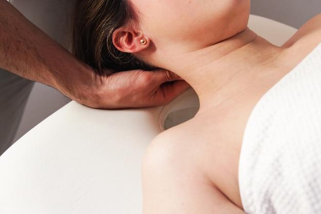 Tratamento do pescoço