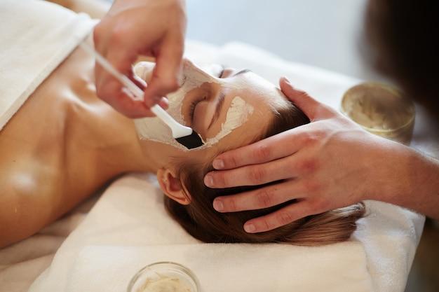 Tratamentos de beleza em spa