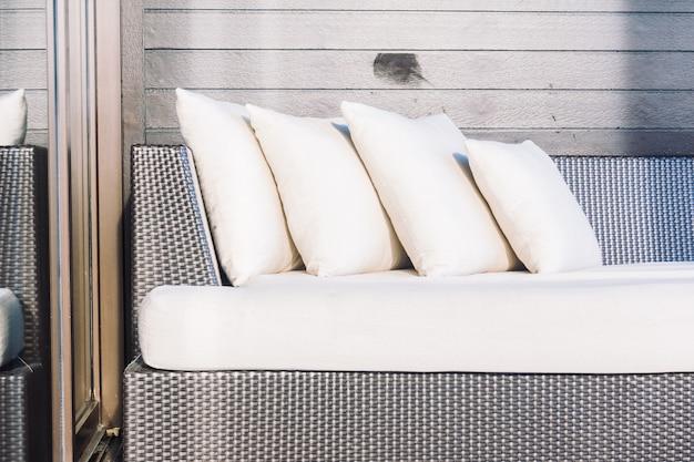 Travesseiro sofá