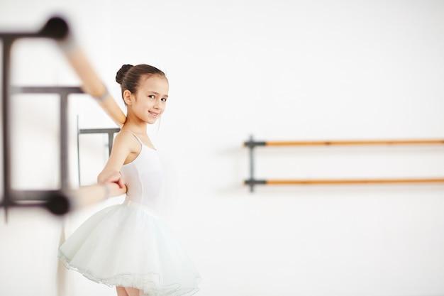 Treinamento da menina