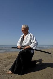 Treinamento de aikido