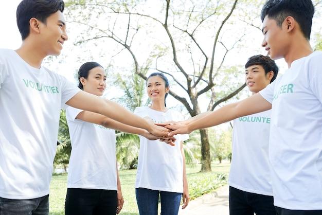 Treinamento de suporte e unidade