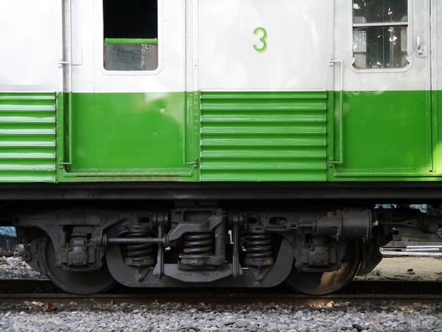 Trem de contêiner