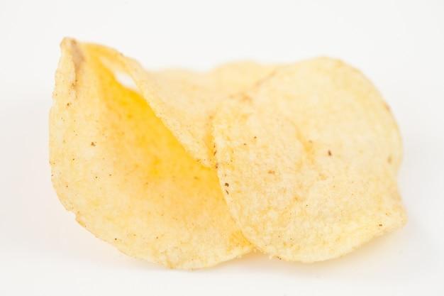 Três batatas fritas