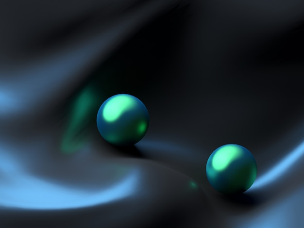 Três esferas