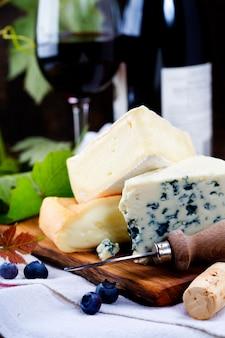 Três queijos