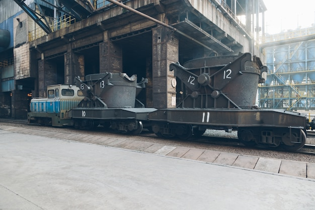 Trilhas de trem