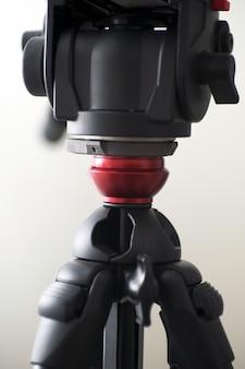 Tripé da câmera