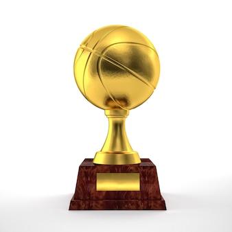 Troféu de basquete
